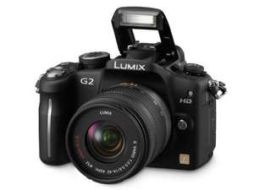 Lumix G2 Black with 14-42mm @ Amazon £299.99