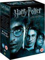 harry potter box set 1-8 dvd  £29.95 @ Blockbuster