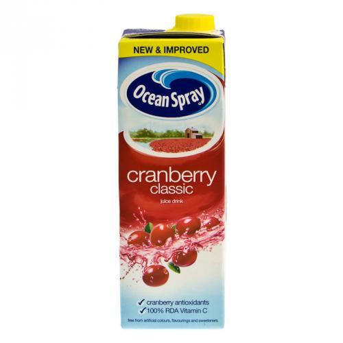 Ocean Spay Cranberry Classic (1.5L) - £0.59 @ Home Bargains
