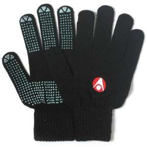 Lovells Deal of The Day Macron Winter Players Grip Gloves Black £2.99 Delivered