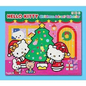 Hello Kitty Toy Advent Calendar in Symths was £9.99 now £1.99 (instore)