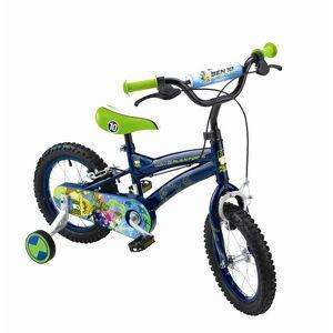 "Ben 10 14"" bike £50 @ Asda Direct Free delivery to store or £2.95 delivery to home. ( this is between £65 and £110 elsewhere )."