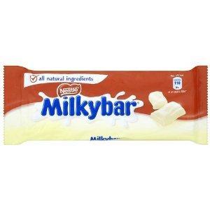 Milkybar 100 g (Pack of 12) 1.2kg amazon! £8.49