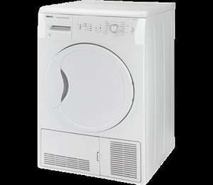 BEKO DCU8230 Condenser Dryer ASDA £194.00 inc delivery