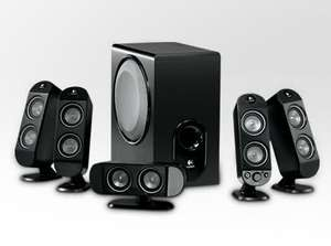 Quick!!! Logitech X-530 5.1 PC Speakers back on @ Comet now £38.99
