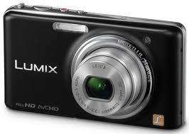 Panasonic Lumix FX77 Digital Camera - Black (12.1MP, 5x Optical Zoom) 3.5 inch Touchscreen LCD £149.97 delivered @ Amazon