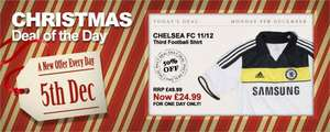 Adidas Current Chelsea Third Shirt  £24.99 delivered @Match