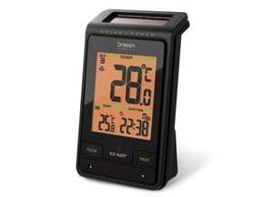 Temperature Sensor & Radio Controlled Clock £21.44 @ Oregon Scientific