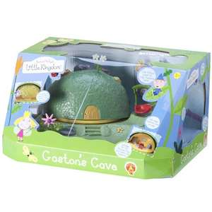 Ben & Holly's Little Kingdom Gaston's Cave Playset £5.99 at Home Bargains