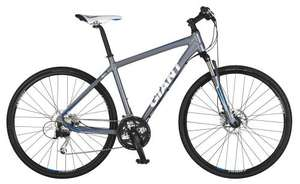 Giant Roam XR3 (Disc) Hybrid Bike from Wiggle - Absolute bargain @ 50% off = £347.50 + Free Delivery