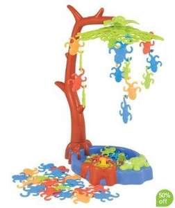 ELC Monkey Business Game. £4.80 delivered to store at Mothercare