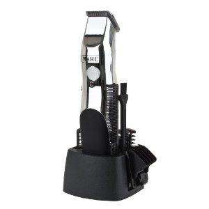 Wahl 9916-1117 Groomsman Rechargeable Hair, Beard, Moustache Trimmer Set - £7.48 @ Amazon