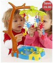 Monkey Business / Crazy Bee Games £4.80 Each @ ELC