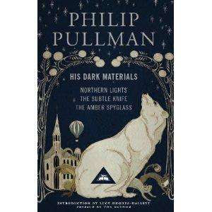 Philip Pullman - His Dark Materials: Gift Edition includes all three novels: Northern Light, The Subtle Knife and The Amber Spyglass from Amazon@£7.20 Delivered
