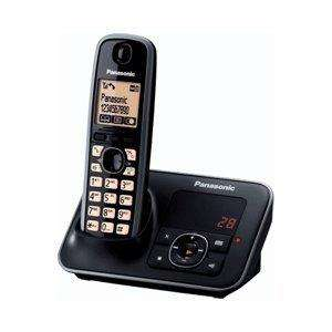 Panasonic KX-TG6621EB Digital Cordless Phone with Answer Machine  £19.99 @ Amazon