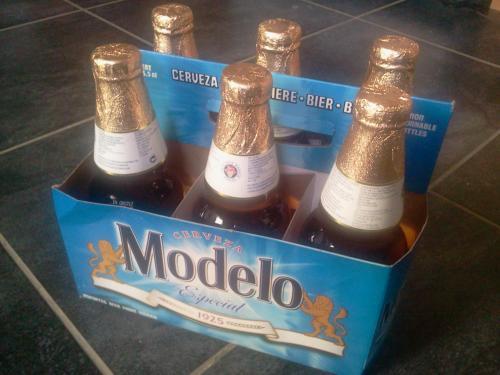 Cerveza Modelo Especial - 6x365ml Bottles - £3.99 @ B&M