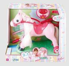 Baby Born 3 in 1 horse trike £6.99 @ Home Bargains instore