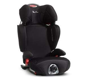 Silver Cross Navigator Fix Isofix Highback Booster Car Seat - Jet Black £100 @ Mothercare