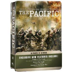 The Pacific DVD Boxset - £10 Instore in ASDA
