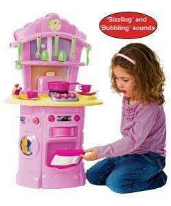 Chad Valley My First Kitchen-only £11.48 delivered@argos ebay outlet