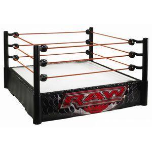 Flexforce WWE Wrestling Ring at Home Bargains Instore £9.99