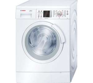 "BOSCH Logixx WAS28461GB VarioPerfect Washing Machine - White £523.00 ( after cash back you only pay £364.13) @curry's USE voucher  ""DOMAP10 "" to get this price"
