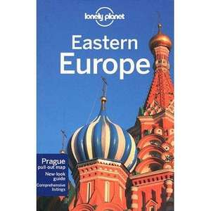 Lonely Planet Guide to Eastern Europe - £10.19 Delivered @ Amazon (Perfect gift for supporters of Manchester Clubs in the UEFA)