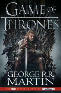 Sainsburys Instore - Game of Thrones etc - George RR Martin books - 2 for £7