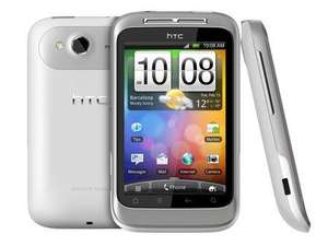 HTC Wildfire S on PAYG upgrade from £99.95 at Phones4U this weekend