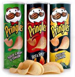 Pringles buy one get two free- £2.49 @ Morrisons