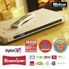 Freeview Recorder, 160 GIG HDD, twin tuner, 3 year warranty only £99.99 INSTORE!