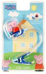 Peppa Pig Clip on Booklight Was £5.99 now £3.00 + free store delivery @ W H Smith