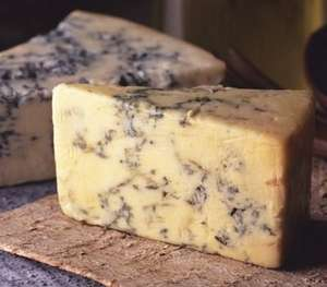 M&S Mature Stilton - only £5.49 per *kilo* (£8 in Tesco) half price cheeses!