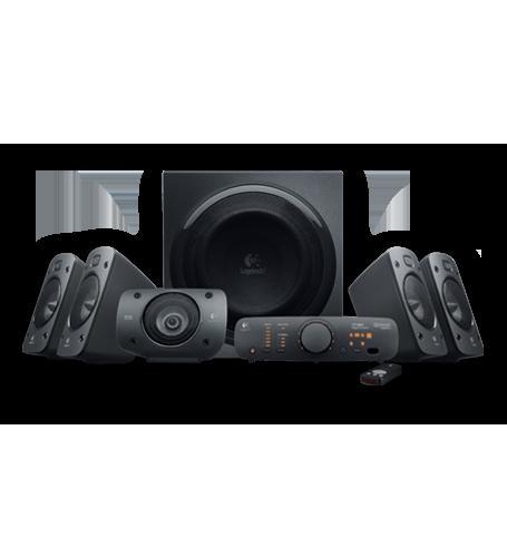 Logitech Speaker System Z906 - Blemished Box for £179.10 using promotional codes @ Logitech UK