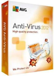 AVG Anti-Virus 2012 £4.95 @ PC Pro Software Store