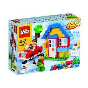 LEGO® 5899: LEGO House Building Set £6.87 delivered @ Amazon