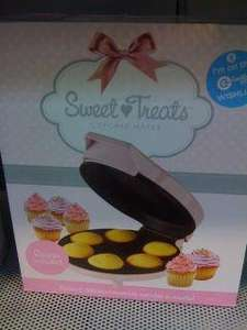 Sweet Treats cupcake maker £10 @ Tesco in Store