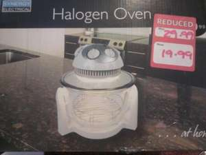 Synergy 7 litre Halogen Oven in store @ Poundstretcher for £19.99