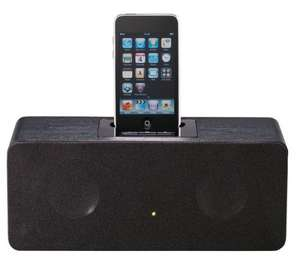 IWANTIT IPHBABY10 iPod & iPhone Speaker Dock - Black = £29.99 @ Currys
