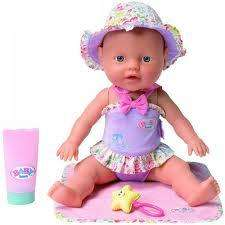 Cute Little Baby Born £9.99 at Home Bargains P+P From £2.99