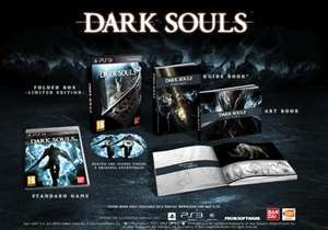 Dark Souls - Limited Edition PS3 and XBox360 £22.95 at The hut