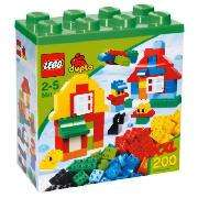 Lego Duplo XXL Box - 200 bricks for £24.97 collected or £27.97 delivered @ Tesco Direct