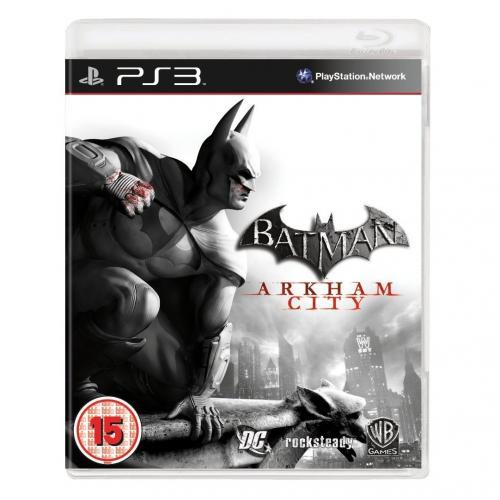 Batman: Arkham City PS3 / Xbox 360 £17.99 Delivered @ Amazon