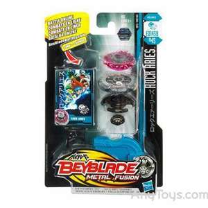 Beyblade Metal Fusion tops, £4 at Asda in store only