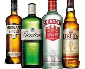 1 Litre Spirits - 2 for £26 @ Sainsburys