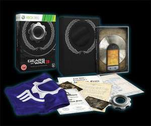 Gears Of War 3 Limited Edition - £27.99 @ GAME