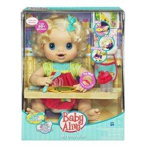 Baby Alive My real baby-  only £24.99 + Free P&P  @ PLay - Cheapest price