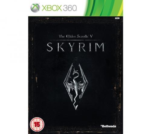 Elder Scrolls V: Skyrim (PS3/360) £22.49 @ Currys