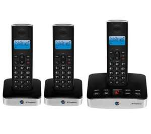 BT Freelance XD7500 Digital Cordless Telephone with Answering Machine - £39.99 @ Currys