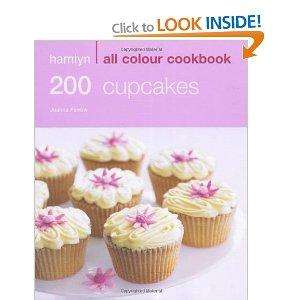 Hamlyn All Colour Cookbook 200 Cupcakes [Paperback] £3.00 @ Amazon